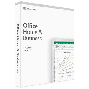 Microsoft Office 2019 Home and Business for PC/Mac