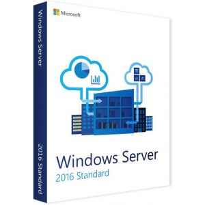 Windows Server 2016 Standard (PC Download)