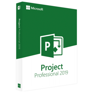 Microsoft Project 2019 Professional (PC Download)