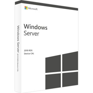 Device CAL's for Windows Server 2019 (RDS)